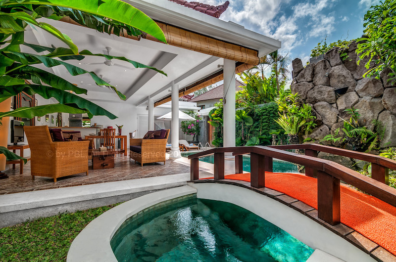 Hevea Villas One Bedroom Villa Pool Side | Seminyak, Bali