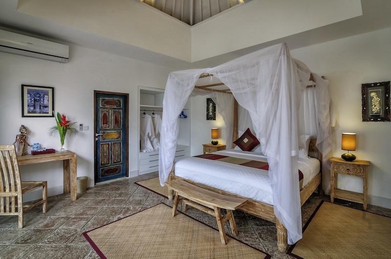 Hevea Villas One Bedroom Villa Bedroom Area | Seminyak, Bali
