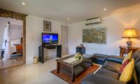 Hevea Villas Two Bedroom Deluxe Villa Living Area | Seminyak, Bali