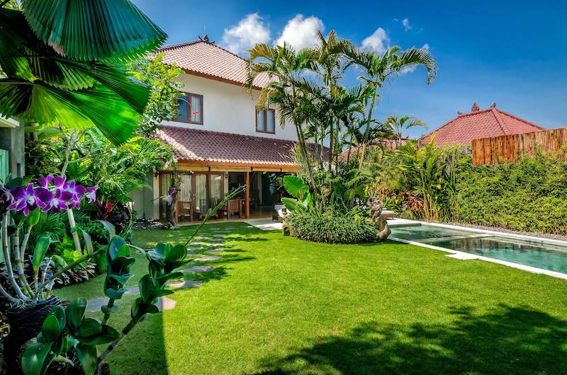 Hevea Villas Three Bedroom Villa Garden | Seminyak, Bali