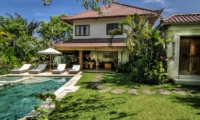Hevea Villas Three Bedroom Villa Deluxe Garden | Seminyak, Bali