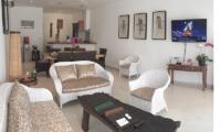 Hevea Villas Villa Vanda Living Area | Seminyak, Bali
