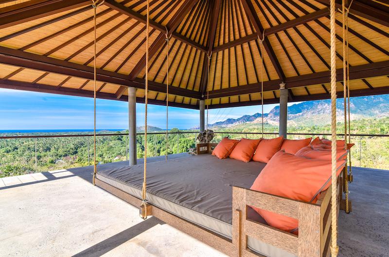 Sumberkima Hill Villas Villa Bali Mynah Seating   North Bali, Bali