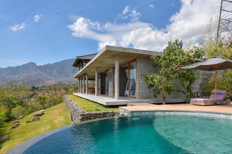 Sumberkima Hill Villas Villa Bali Mynah Pool Area   North Bali, Bali