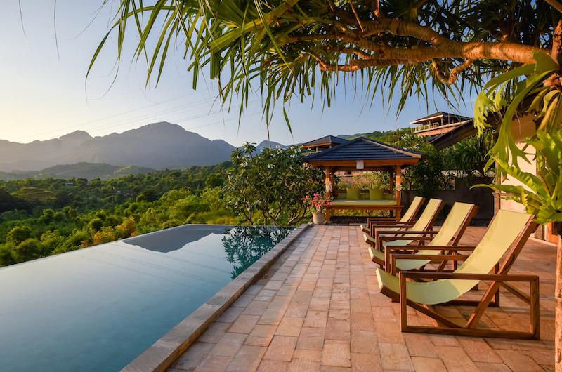 Sumberkima Hill Villas Villa Barong Sun Decks   North Bali, Bali