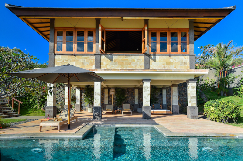Sumberkima Hill Villas Villa Julielele Building Area | North Bali, Bali