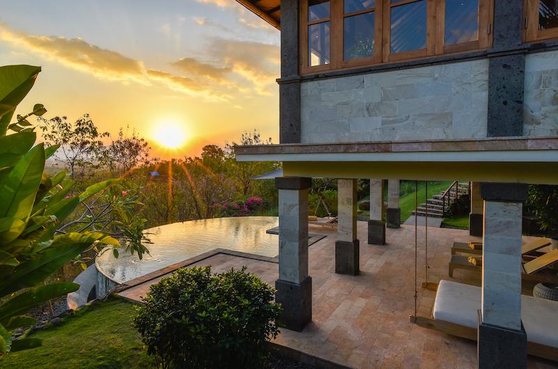 Sumberkima Hill Villas Villa Julielele Garden Area   North Bali, Bali