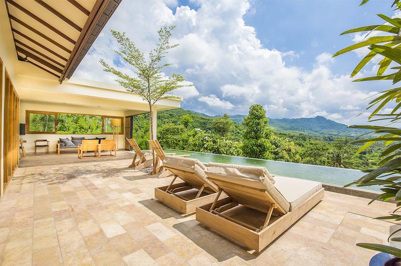 Sumberkima Hill Villas Villa Katak Sun Decks   North Bali, Bali