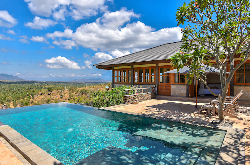 Sumberkima Hill Villas Villa Naga Swimming Pool | North Bali, Bali