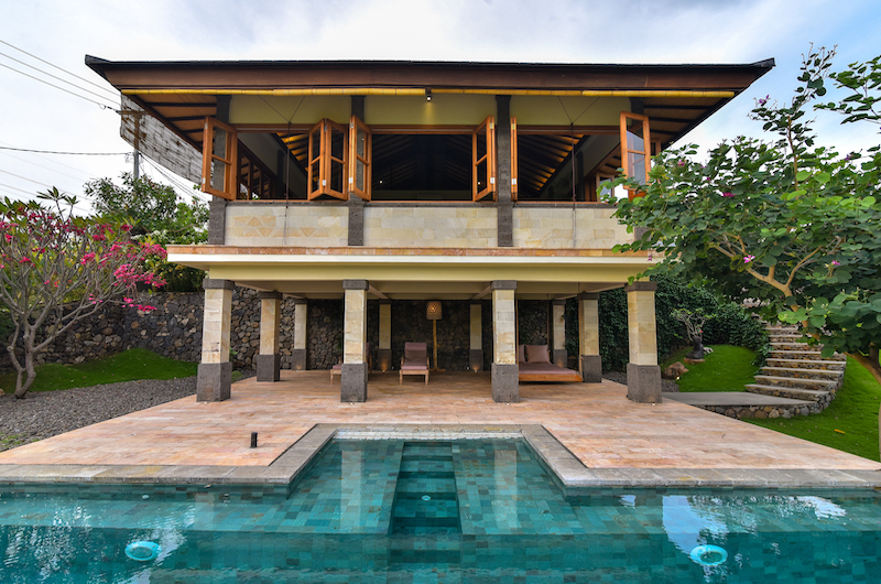 Sumberkima Hill Villas Villa Nandini Building   North Bali, Bali