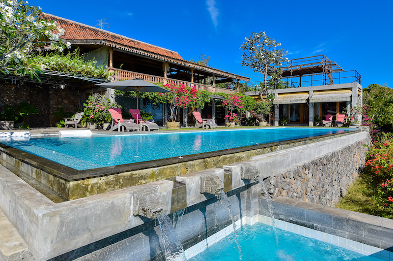 Sumberkima Hill Villas Villa Singa Swimming Pool | North Bali, Bali