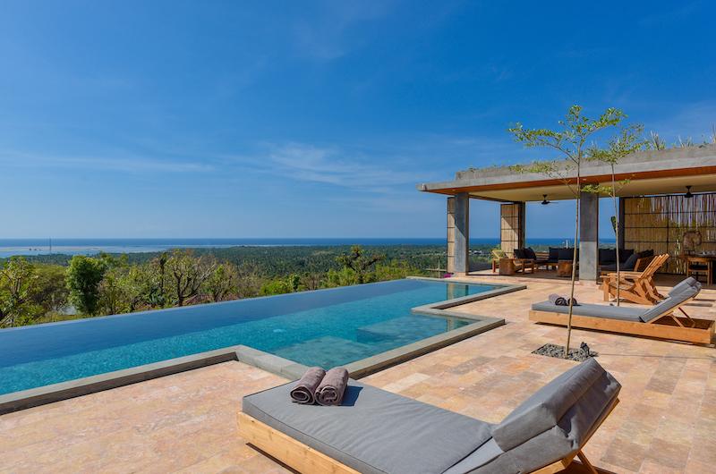 Sumberkima Hill Villas Villa Uma Sun Deck   North Bali, Bali