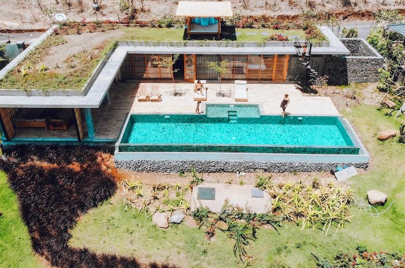 Sumberkima Hill Villas Villa Uma Building   North Bali, Bali