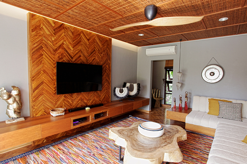 Villa Elite Mundano Media Area | Canggu, Bali