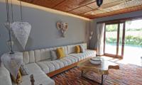 Villa Elite Mundano Living Area | Canggu, Bali