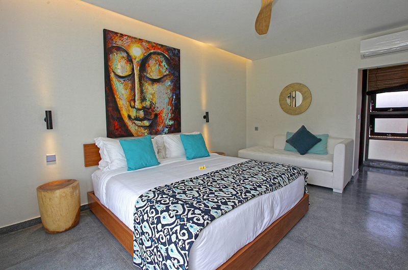 Villa Elite Mundano Bedroom One Area | Canggu, Bali