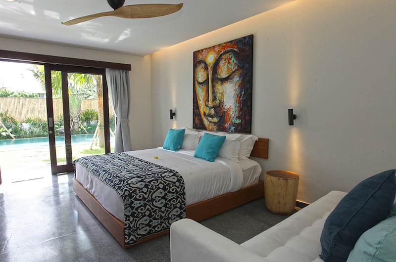 Villa Elite Mundano Bedroom One | Canggu, Bali