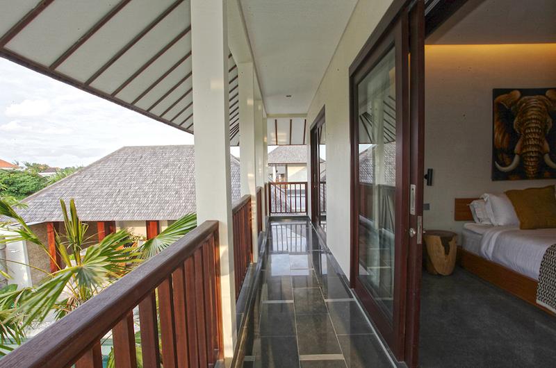 Villa Elite Mundano Balcony | Canggu, Bali