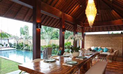 Villa Elite Mundano Dining Table | Canggu, Bali