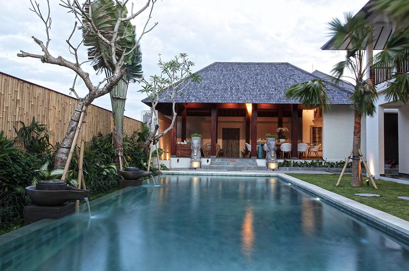 Villa Elite Mundano Pool Area | Canggu, Bali