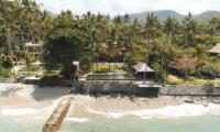 Villa Manis Beachfront Beach Area | Candidasa, Bali