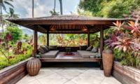 Villa Manis Beachfront Bale | Candidasa, Bali