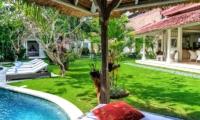 Villa Sipo Sun Bed with Garden and Pool View | Seminyak, Bali