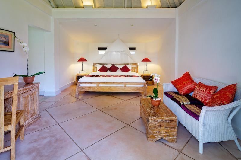 Villa Sipo Bedroom with Couch | Seminyak, Bali