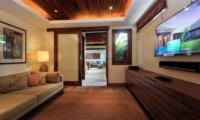 Villa Suar Empat Media Room | Seminyak, Bali