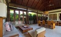 Villa Suar Empat Indoor Seating | Seminyak, Bali