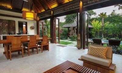 Villa Suar Empat Living Room | Seminyak, Bali