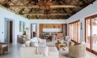 Kokomo Private Island Dining and Living Room | Yaukuvelevu, Fiji