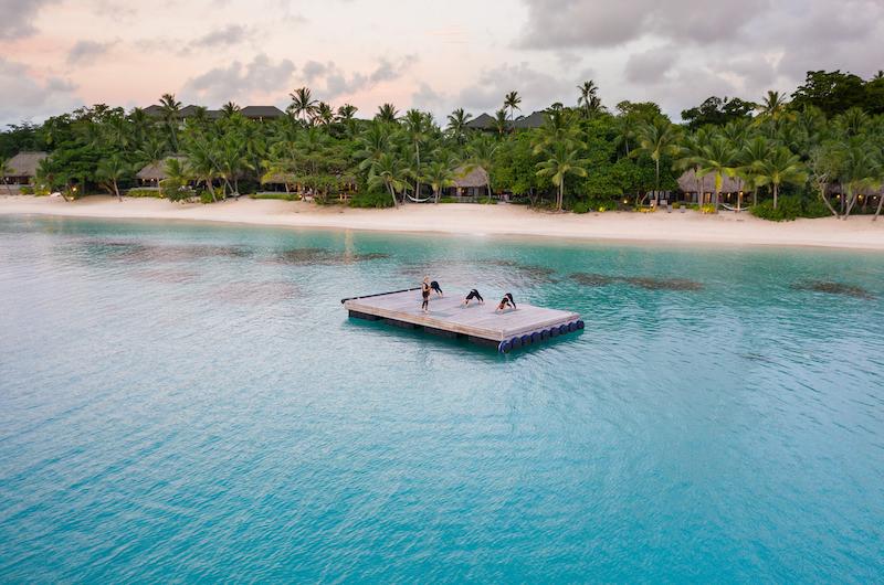 Kokomo Private Island Yoga on the Sea | Yaukuvelevu, Fiji
