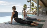 Kokomo Private Island Yoga Section | Yaukuvelevu, Fiji