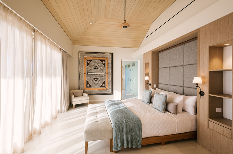 Villa Astrolabe Bedroom | Yaukuvelevu, Fiji