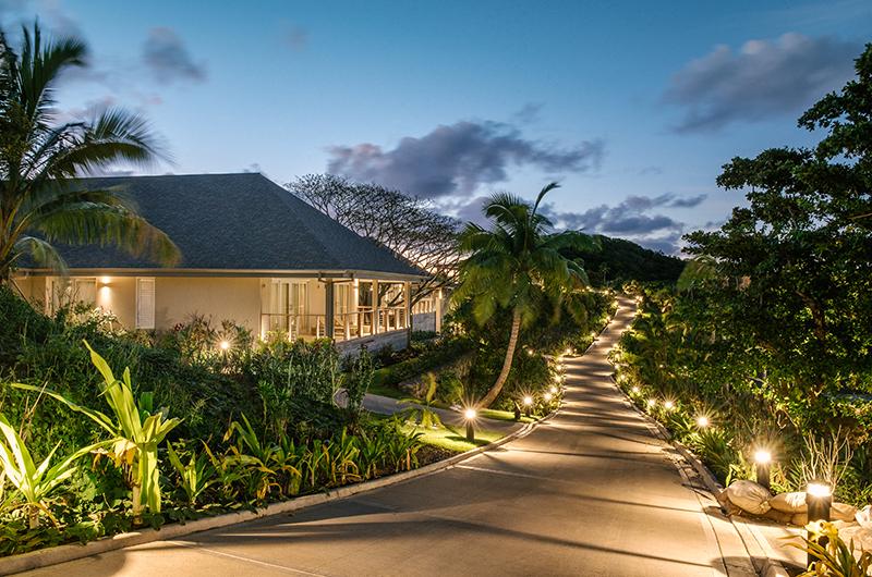 Villa Astrolabe Entrance Road | Yaukuvelevu, Fiji