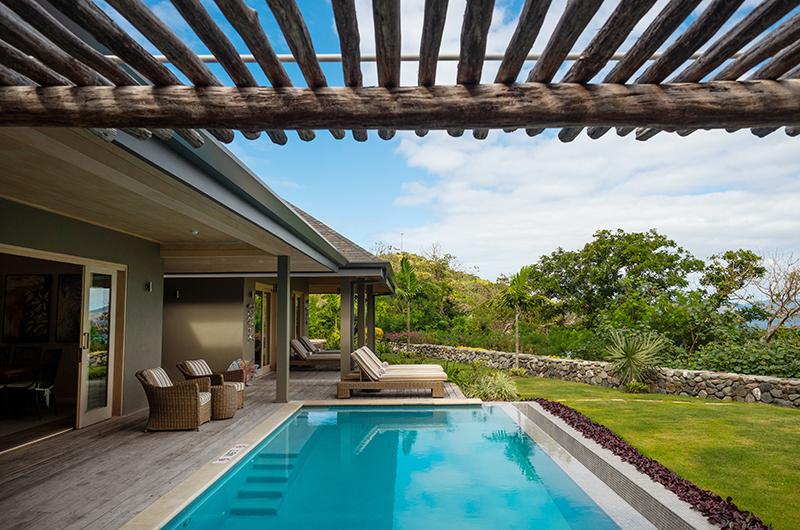 Villa Namara Swimming Pool | Yaukuvelevu, Fiji