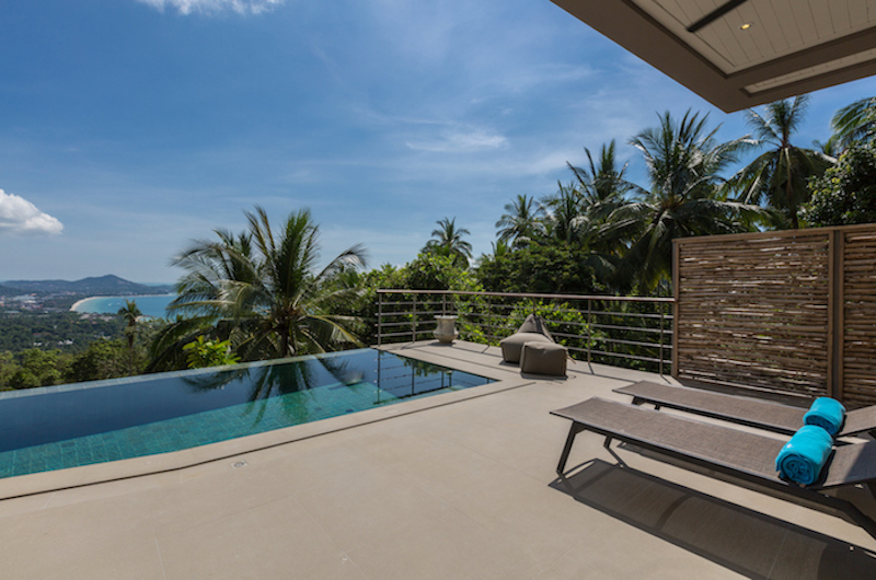 Comoon Villas Lipe Pool Area | Chaweng, Koh Samui