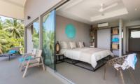 Comoon Villas Nuea Bedroom Area | Chaweng, Koh Samui