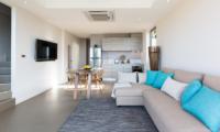 Comoon Villas Yao Living Area | Chaweng, Koh Samui