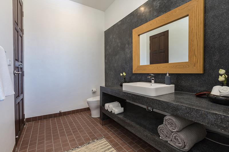 Lemongrass Residence Bathroom Area | Bophut, Koh Samui