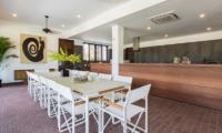 Lemongrass Residence Dining Area | Bophut, Koh Samui