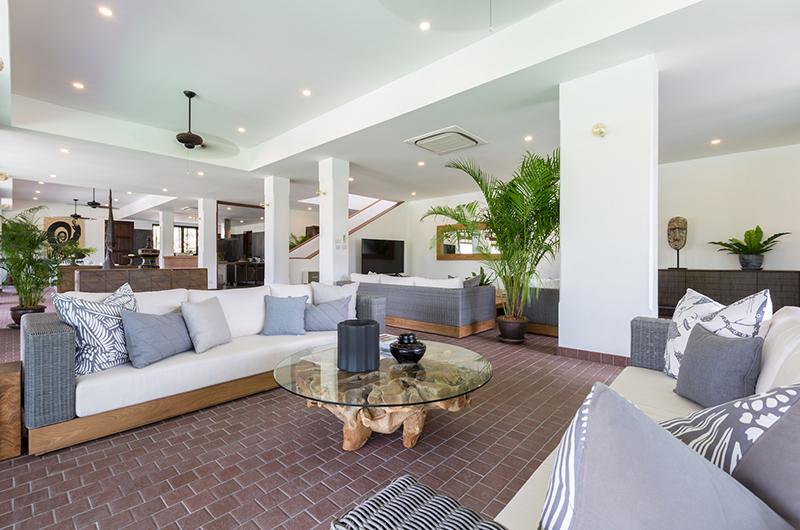 Lemongrass Residence Living Room | Bophut, Koh Samui
