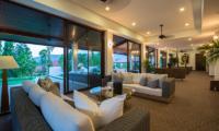 Lemongrass Residence Living Area | Bophut, Koh Samui