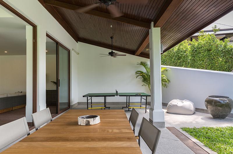 Lemongrass Residence Ping Pong Table | Bophut, Koh Samui