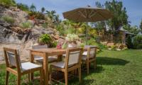 Lemongrass Residence Outdoor Seating Area | Bophut, Koh Samui