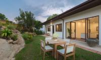 Lemongrass Residence Outdoor Seating | Bophut, Koh Samui