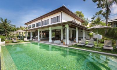 Lemongrass Residence Pool Area | Bophut, Koh Samui