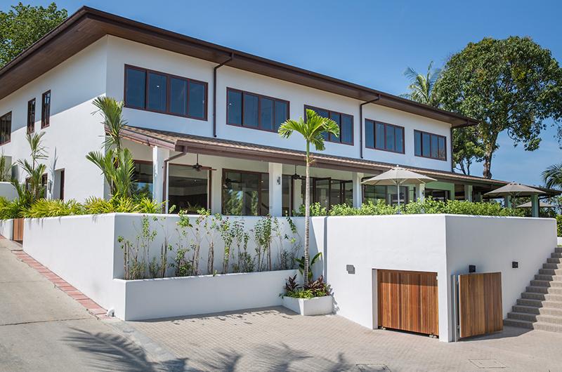 Lemongrass Residence Entrance | Bophut, Koh Samui