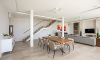 Villa Blue Ridge Dining Area | Bophut, Koh Samui